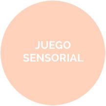 Muebles para juego sensorial