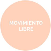 Muebles movimiento libre